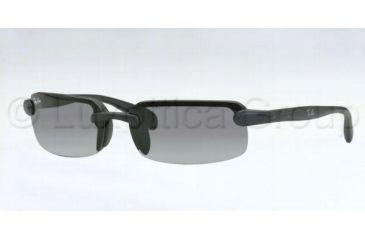 1023b1e988 Ray-Ban RB4041 Sunglasses 601S82-5714 - Matte Black Gray Mirror Sil