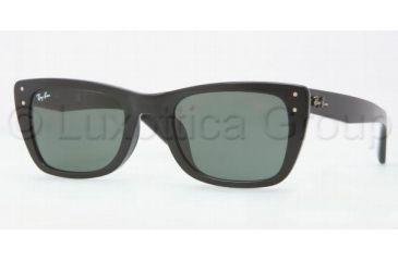 Ray-Ban RB4148F Bifocal Prescription Sunglasses RB4148F-901-71-5222 - Frame Color Black, Lens Diameter 52 mm