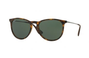 f3a994adba2 Ray-Ban ERIKA RB4171 Single Vision Prescription Sunglasses RB4171-710-71-54