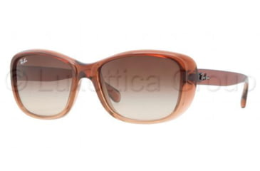 Ray-Ban RB4174 Sunglasses 857/51-5617 - Brown Gradient Frame, Crystal Brown Gradient Lenses