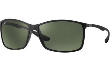 6b026cd1a3 Ray-Ban RB4179 Sunglasses 601S9A-6213 - Matte Black Frame