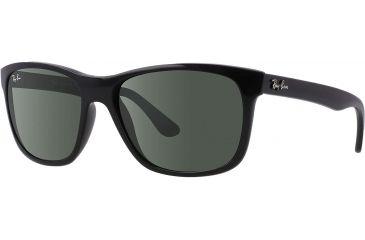 eee8fafb622 Ray-Ban RB4181 Sunglasses 601-5716 - Black Frame