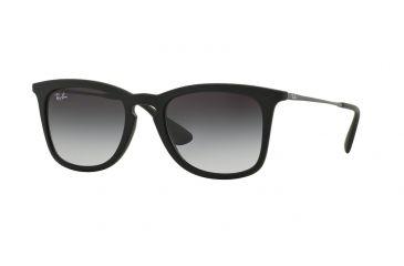 2cfe49b537 Ray-Ban RB4221 Sunglasses 622 8G-50 - Nero Gommato Frame