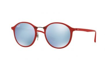 ad5d1dc47a Ray-Ban RB4242 Sunglasses 764 30-49 - Shiny Red Frame