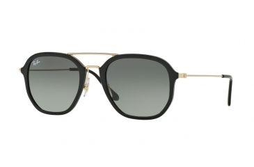 2bc5341b8b9 Ray-Ban RB4273 Sunglasses 601 71-52 - Black Frame