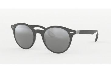 Ray-Ban RB4296 Sunglasses 633288-51 - Matte Dark Grey Frame, Grey Mirror 811e0158ad50