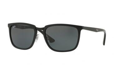 0ecec8e78de Ray-Ban RB4303 Sunglasses 601S71-57 - Matte Black Frame