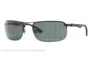 6271c91d3df Ray-Ban CARBON FIBRE RB8310 Progressive Prescription Sunglasses RB8310 -002-71-63