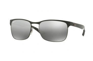 Ray-Ban RB8319CH Sonnenbrille Gunmetal 9075J0 60mm zGpBSatyb