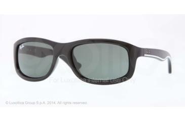 Ray-Ban RJ9058S Single Vision Prescription Sunglasses RJ9058S-100-71-50 - Lens Diameter 50 mm, Frame Color Black