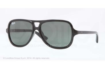 Ray-Ban RJ9059S Progressive Prescription Sunglasses RJ9059S-100-71-50 - Lens Diameter 50 mm, Frame Color Black