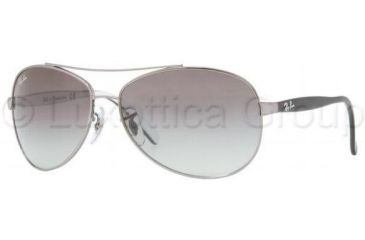 Ray-Ban RJ9527S Sunglasses 200/11-5613 - Gunmetal Gray Gradient