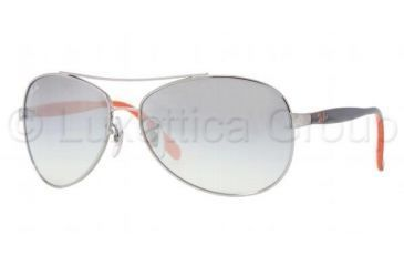 Ray-Ban RJ9527S Progressive Prescription Sunglasses RJ9527S-200-7B-5613 - Lens Diameter 56 mm, Frame Color Gunmetal