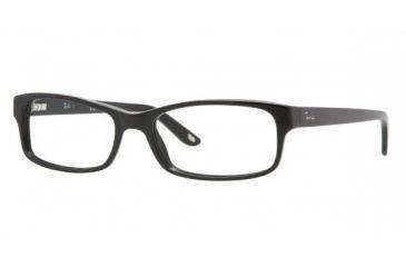 44ead51b8e Ray-Ban RX5187 SV Prescription Eyeglasses - Shiny Black Frame   50 mm  Prescription Lenses