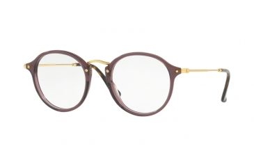 10e8c51268 Ray-Ban RX2447V Eyeglass Frames 8032-47 - Opal Brown Frame