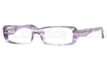 Ray-Ban RX5210 Bifocal Prescription Eyeglasses 5002-5316 - Violet Variegated