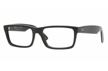 Ray Ban RX5216 #2000 - Black Demo Lens Frame