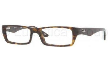 Ray-Ban RX5236 Bifocal Prescription Eyeglasses 2012-5116 - Dark Havana