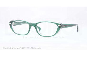 Dark Green Eyeglass Frames : Ray-Ban RX5242 Eyeglass Frames FREE S&H RX5242-2034-51 ...