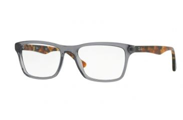 8c7cb796b5 Ray-Ban RX5279 Prescription Eyeglasses 5629-55 - Shiny Opal Grey Frame