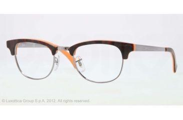 59f334b71fb Ray-Ban RX5294 Progressive Prescription Eyeglasses 5160-49 - Havana On  Orange gunmetal