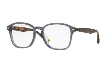 187790e74cc Ray-Ban RX5352F Eyeglass Frames 5629-54 - Opal Grey Frame