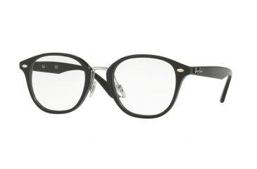 d495140c764b5 Ray-Ban RX5355F Eyeglass Frames 2000-51 - Shiny Black Frame