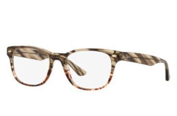 950a7a657cb1a Ray-Ban RX5359 Eyeglass Frames 5837-51 - Grey Gradient Brown Frame