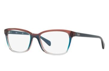 08666344a22 Ray-Ban RX5362 Eyeglass Frames 5834-52 - Tri Gradient Blue Red