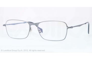 Ray-Ban RX6253 Progressive Prescription Eyeglasses 2755-52 - Demigloss Blue Frame, Demo Lens Lenses