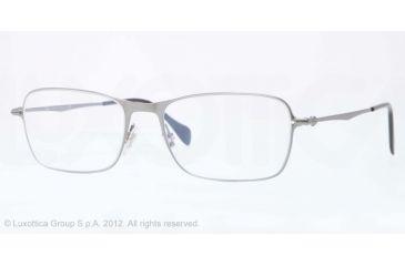 Ray-Ban RX6253 Progressive Prescription Eyeglasses 2759-52 - Demigloss Gunmetal Frame, Demo Lens Lenses