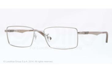 Ray-Ban RX6275 Bifocal Prescription Eyeglasses 2762-52 - Gunmetal Frame