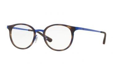 45ecb99f28d Ray-Ban RX6372M Eyeglass Frames 2955-50 - Blue Frame
