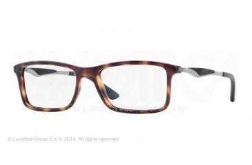 Ray-Ban RX7023 Eyeglass Frames 2012-53 - Havana Frame