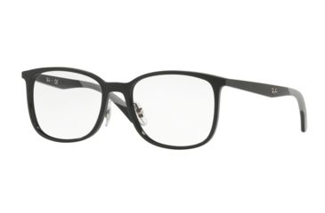 b67b888d6fa Ray-Ban RX7142F Eyeglass Frames 2000-54 - Shiny Black Frame