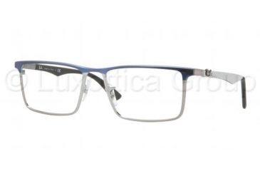 Ray-Ban RX8409 Eyeglass Frames 2711-5517 - Dark Steel Frame