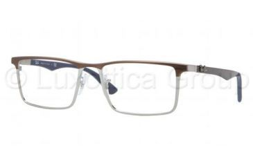 best price ray bans 5fn9  Ray-Ban Ray-Ban RX8409 Bifocal Prescription Eyeglasses SALE
