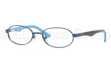 Ray-Ban RY1028 Bifocal Prescription Eyeglasses 4000-4415 - Dark Blue Frame