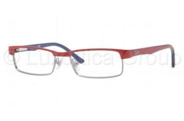 Ray-Ban RY1032 Bifocal Prescription Eyeglasses 4016-4515 - Dark Steel Frame