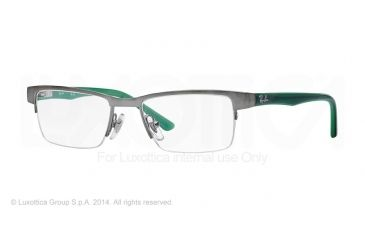 b2254f35c2 Ray-Ban RY1034 Eyeglass Frames 4008-44 - Gunmetal Frame