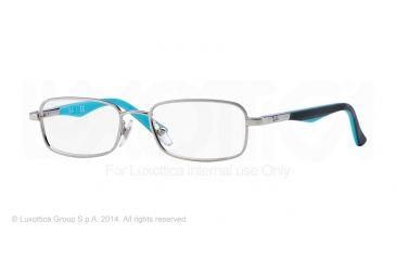 804fbfa3b1c Ray-Ban RY1035 Eyeglass Frames 4017-45 - Silver Frame