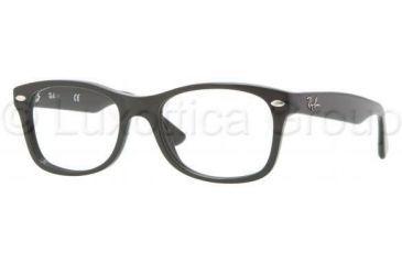 Ray-Ban RY1528 Eyeglass Frames 3542-4616 - Black Frame
