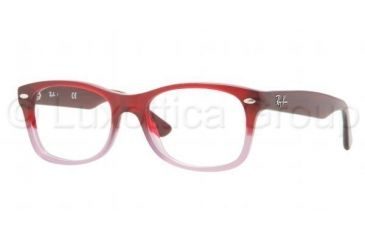 Ray-Ban RY1528 Eyeglass Frames 3583-4616 - Dark Steel Frame