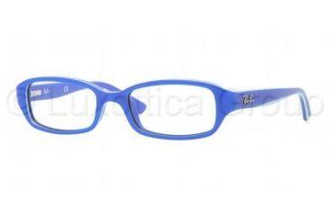 Ray-Ban RY1529 Eyeglass Frames 3585-4516 - Dark Steel Frame