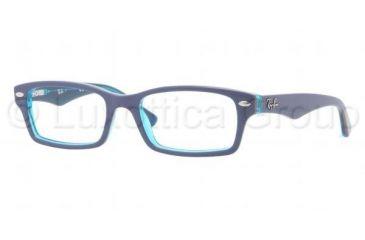 Ray-Ban RY1530 Prescription Eyeglasses 3587-4616 - Dark Steel Frame