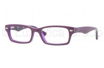 Ray-Ban RY1530 Prescription Eyeglasses 3589-4616 - Dark Steel Frame