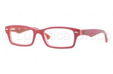 Ray-Ban RY1530 Eyeglass Frames 3590-4616 - Dark Steel Frame