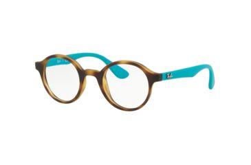 4582bd4096 Ray-Ban RY1561 Progressive Prescription Eyeglasses 3779-43 - Matte Havana