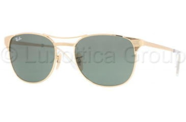 Ray-Ban RB3429 Bifocal Prescription Sunglasses RB3429-001-5519 - Lens Diameter: 55 mm