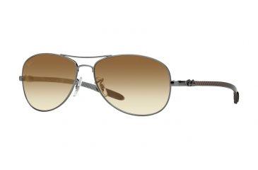 6fcf3c22b0 Ray-Ban RB8301 Sunglasses with No-Line Progressive Rx Prescription Lenses  RB8301-004